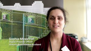 Sophia Mirashrafi in the Developing the Young Workforce video