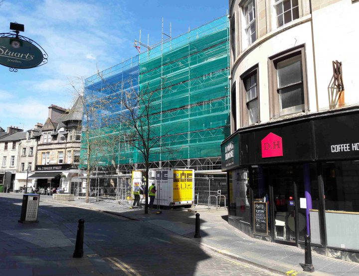 50 King St Scaffold Low Res