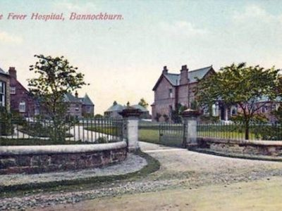Bannockburn Fever Hospital 1900s